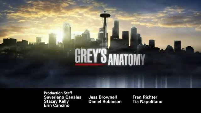 Grey's Anatomy - Promo 8x08