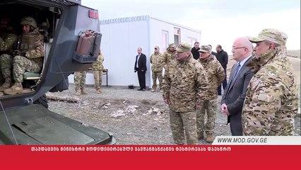 """Gürcüstan Türkiyədən """"Əjdər"""" zirehli transportyorları alıb"""