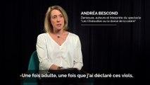 Témoignage d'Andréa Bescond (version courte)