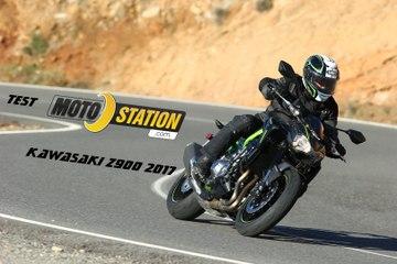Test Kawasaki Z900 2017
