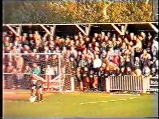 Bromley v Yeovil Town - League winning match