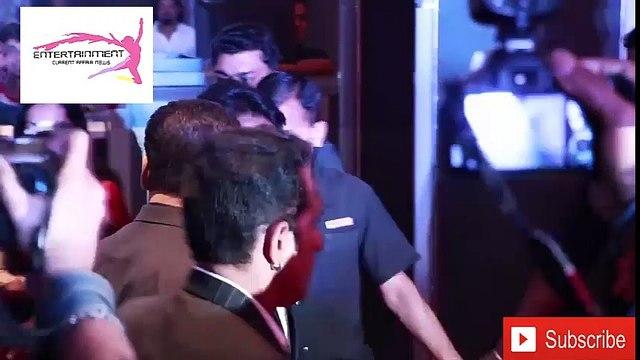 Salman Khan at Neil Nitin Mukesh Rukmini Sahay Wedding Reception