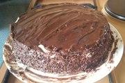 مطبخ ام وليد كيكة الماء و الشوكولا الرائعة