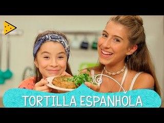 A VERDADEIRA TORTILLA ESPANHOLA | IVANA & SOFIA