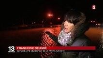 Intempéries : nuit d'inquiétude à La Faute-sur-Mer