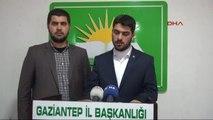 Gaziantep Hüda-Par'dan 28 Şubat Kınaması