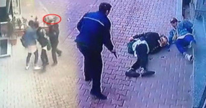 Liseli Gencin Polis Tarafından Vurulma Anının Görüntüsü Ortaya Çıktı