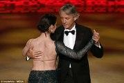 Roberto Mancini danse tango sur 'Dancing with the Stars'