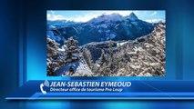 Hautes-Alpes : la neige fait le bonheur des skieurs dans la Vallée de l'Ubaye