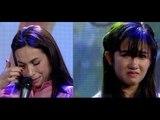 Phi Nhung,Hoài Lâm và hàng nghìn khán giả điều ước thứ 7 bật khóc vì cô bé Áo Mới Cà Mau