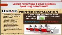 Lexmark Printer Support Number 1-844-353-6003 @ Call Lexmark Printer Support Phone Number Lexmark tech support number