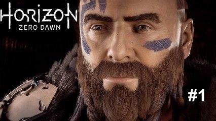 Horizon Zero Dawn : Le Commencement HD 1080p 30fps Non Commentée sur Playstation 4 #1