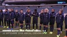 Equipe de France Féminine : comeback d'Amandine Henry aux Etats-Unis