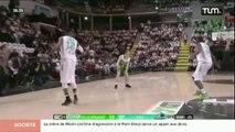 Basket - Villeurbanne s'incline face à l'Elan Béarnais