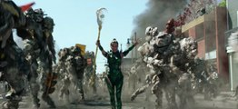 Power Rangers - Nuevo tráiler para TV protagonizado por Rita Repulsa