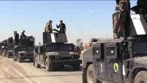 Fuerzas iraquíes progresan en medio de intensos combates en el oeste de Mosul
