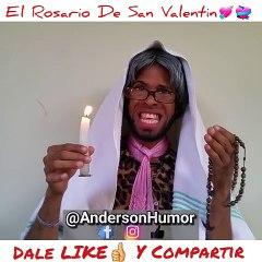 El Rosario De San Valentin (Dia Del Amor y La Amistad)