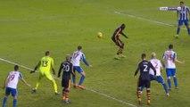 Mohamed Diamé Freak Side Of The Foot Goal vs Brighton (1-1)