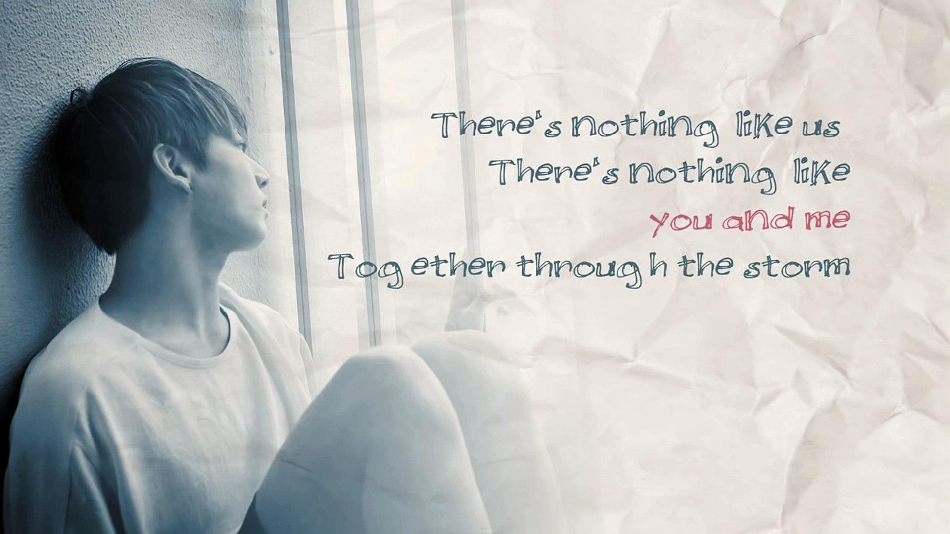BTS JungKook (정국) – Nothing Like Us (Cover) lyrics