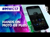Hands On: Moto G5 Plus - MWC 2017 - TecMundo