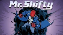 Mr. Shifty - Nintendo Switch Trailer