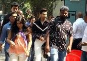 'Badrinath Ki Dulhaniya' PROMOTIONS- The Voice India- Varun Dhawan & Alia Bhatt