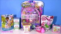 Blind Bag BONANZA! Shopkins Season 5 Twozies Yummy World Blind Bags MLP Barbie Num Noms!