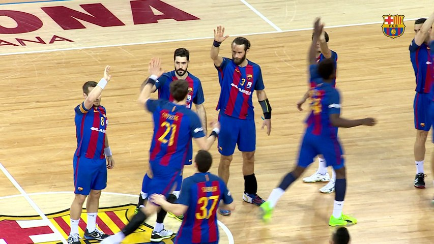[HIGHLIGHTS] HANDBOL (ASOBAL): FC Barcelona Lassa – Benidorm (38-28)