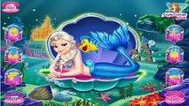 DisneyCarToys Frozen Elsa Kids Toys Disney Princess Magic Clip Dolls Polly Pocket Dress Up