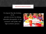 PHOTOGRAPHY SERVICES for Wedding photography, Birthday photography, Engagement photography