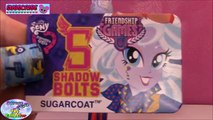 MLP Equestria Girls Friendship Games INDIGIO ZAP Sporty Style My Little Pony Doll Review -