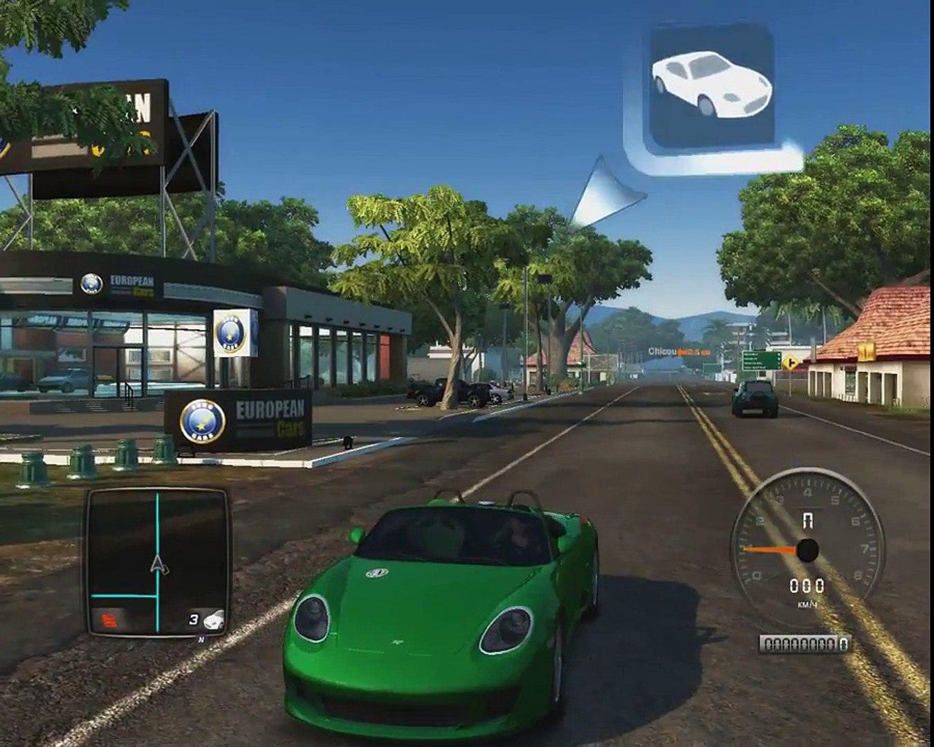 Игра гонки (Racing car game) игра про машины для мальчиков