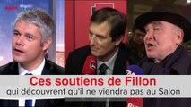 Ces soutiens de François Fillon qui découvrent qu'il ne viendra pas au Salon de l'agriculture