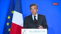 """François Fillon : """"Je n'ai pas été traité comme un justiciable comme les autres"""""""