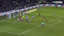 Newcastle Mo Diame scores from freak finish Brighton vs Newcastle 1-2 Championship 2017