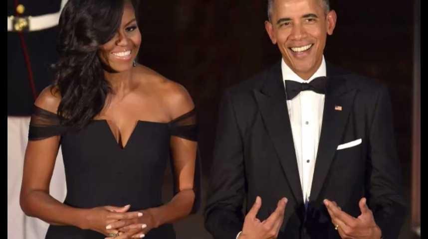 Les Obama décrochent un contrat à 60 millions de dollars deux livres