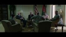 Netflix : Premier teaser de War Machine avec Brad Pitt