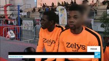 Banlieues françaises - jeunes et policiers, l'impossible réconciliation -
