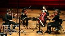 Dvorak : Echos de chants B 152 - II. V tak mnohém srdci mrtvo jest - Quatuor Akilon