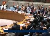 روسيا والصين يسقطان مشروع قرار لفرض عقوبات على سوريا