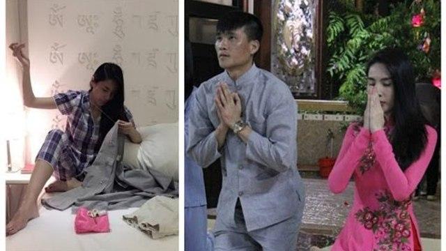 Đây là cuộc sống mới của vợ chồng Thuỷ Tiên sau khi Công Vinh giải nghệ?