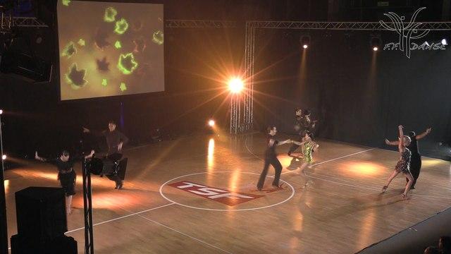 FFDanse -Renc'Art des champions - 3 sept. 2016 - Danses Latines - Jive