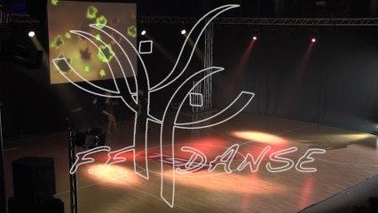 FFDanse -Renc'Art des champions - 3 sept. 2016 - Danses Latines - Samba