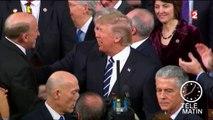 États-Unis : Donald Trump a réussi son discours devant le Congrès