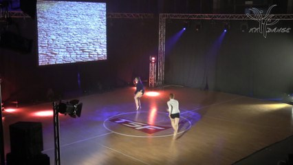 FFDanse -Renc'Art des champions - 3 sept. 2016 - Duo Jazz