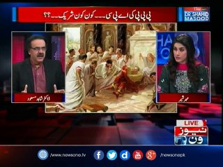 Live with Dr.Shahid Masood | March 2017 Main Kya Hone wala Hai| 01-March-2017
