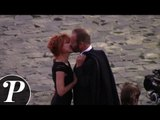 Mylène Farmer et Sting - Premiers baisers et premières images de leur prochain clip