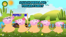 Peppa Pig Little Mermaid Finger Family Nursery Rhymes Lyrics