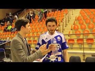 DBHB 24-29 Massy : la réaction de Miroslav Rac