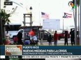 Gob. de Puerto Rico anuncia cambios en medidas económicas